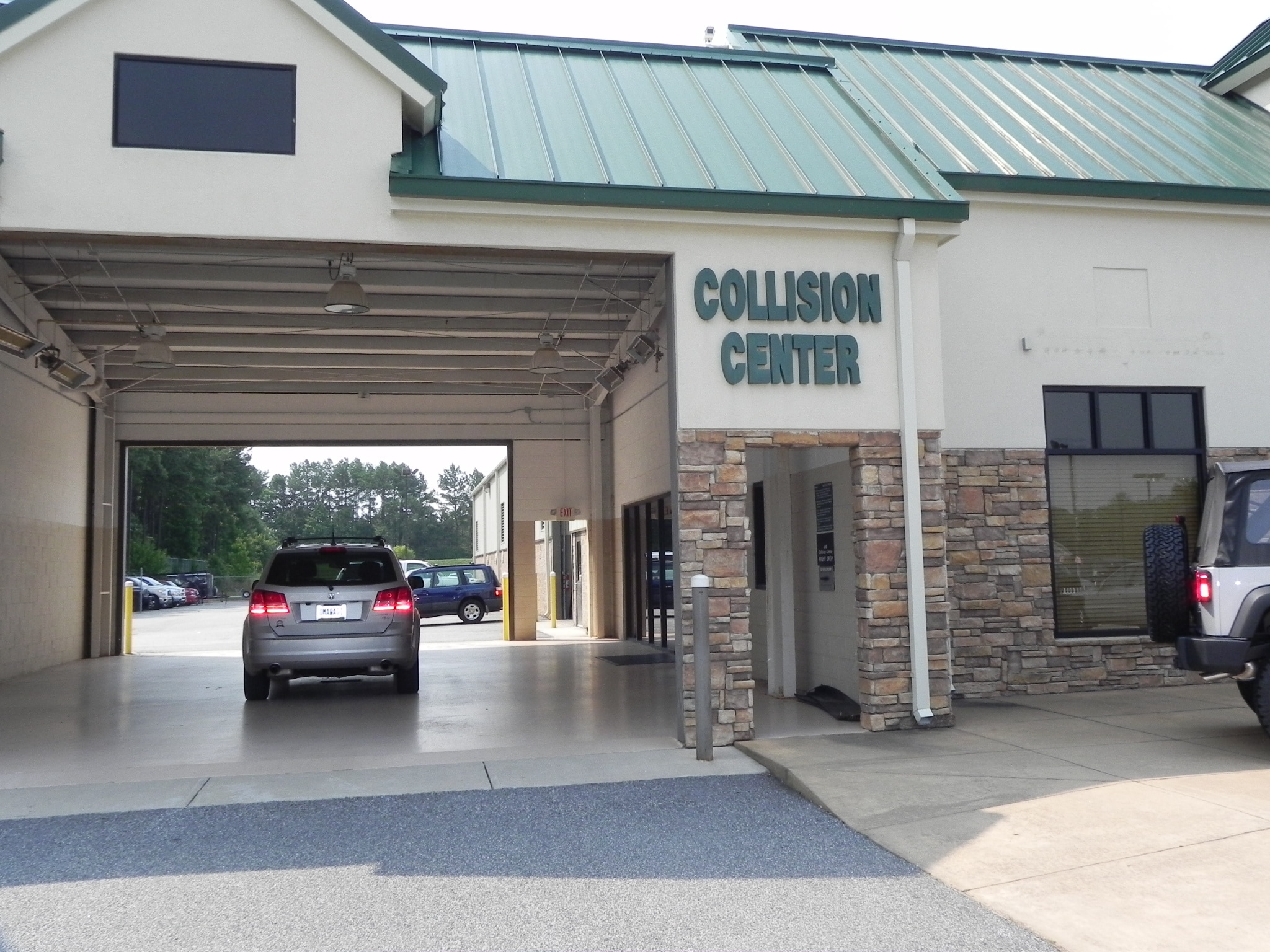 Collision Center Cumming GA