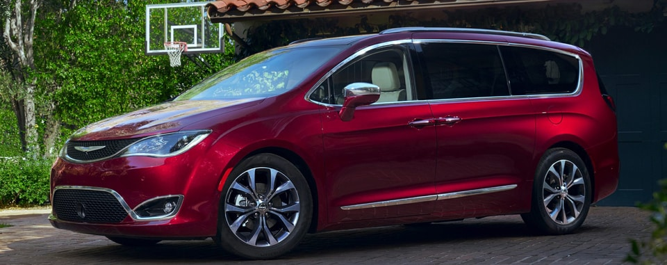New Chrysler Pacifica Cumming GA