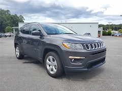 New 2021 Jeep Compass LATITUDE FWD Sport Utility in Cumming GA