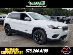 New 2019 Jeep Cherokee ALTITUDE FWD Sport Utility in Cumming GA
