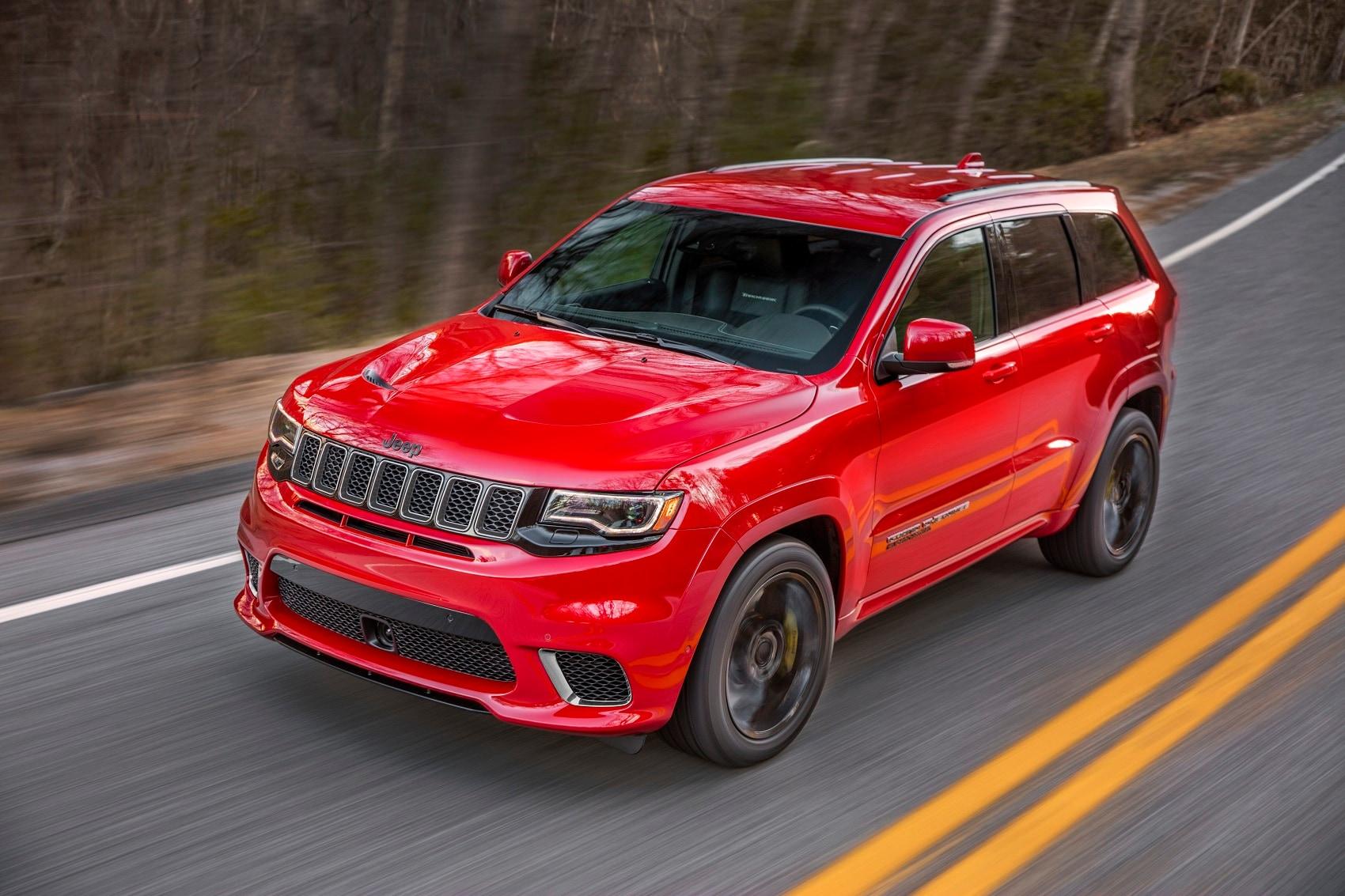 Jeep Grand Cherokee Cumming GA | Troncalli CDJR