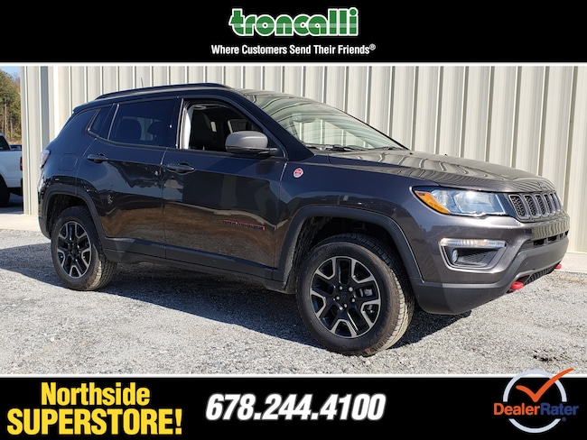 New 2019 Jeep Compass TRAILHAWK 4X4 Sport Utility in Cumming GA