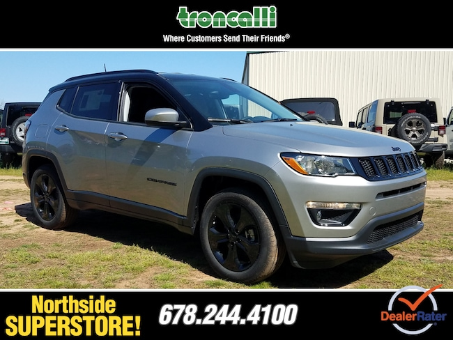 New 2018 Jeep Compass ALTITUDE FWD Sport Utility in Cumming GA