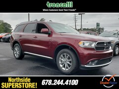 New 2018 Dodge Durango SXT PLUS RWD Sport Utility in Cumming GA