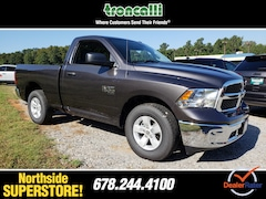 New 2019 Ram 1500 CLASSIC TRADESMAN REGULAR CAB 4X2 6'4 BOX Regular Cab in Cumming GA