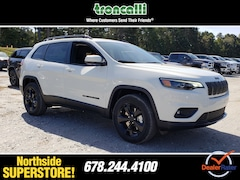 New 2019 Jeep Cherokee ALTITUDE 4X4 Sport Utility in Cumming GA
