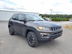 New 2021 Jeep Compass TRAILHAWK 4X4 Sport Utility in Cumming GA