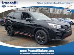 New 2019 Subaru Forester Sport SUV in Cumming GA