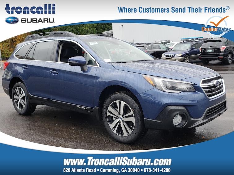 New 2019 Subaru Outback 2.5i Limited SUV in Cumming GA