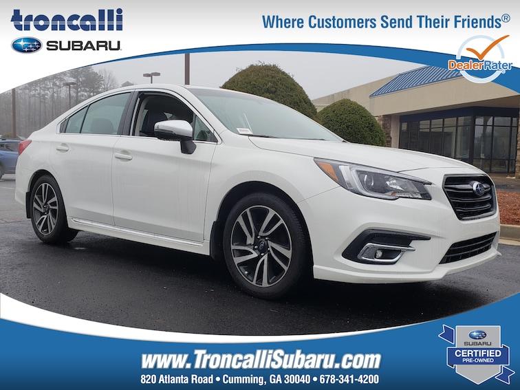Used 2018 Subaru Legacy Sport near Atlanta