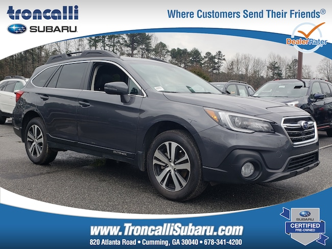 Used 2018 Subaru Outback Limited in Cumming, GA