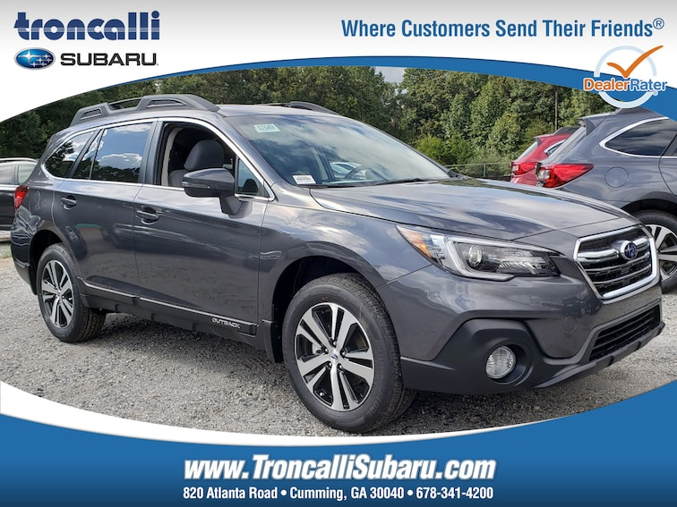 New 2019 Subaru Outback 2.5i Limited SUV in Cumming GA