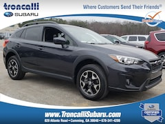 Certified Used 2018 Subaru Crosstrek Premium in Cumming GA
