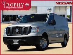 2019 Nissan NV Cargo NV2500 HD S Van Cargo Van