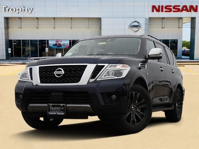 New 2019 Nissan Armada Platinum For Sale In Mesquite Tx K9350700