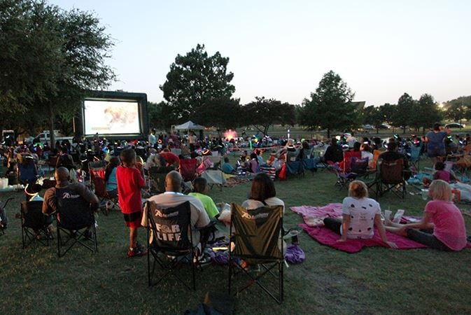 the movies 'sing' is coming to paschall park in mesquite