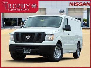 2019 Nissan NV Cargo NV1500 S Van Cargo Van