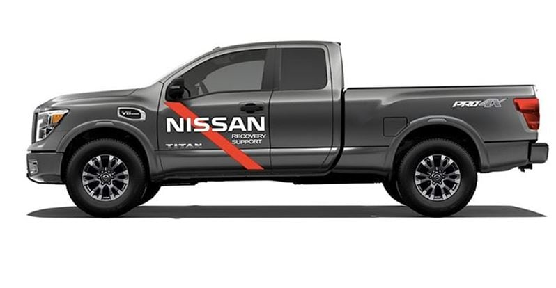 Nissan Donating to Hurrican Harvey Relief Efforts