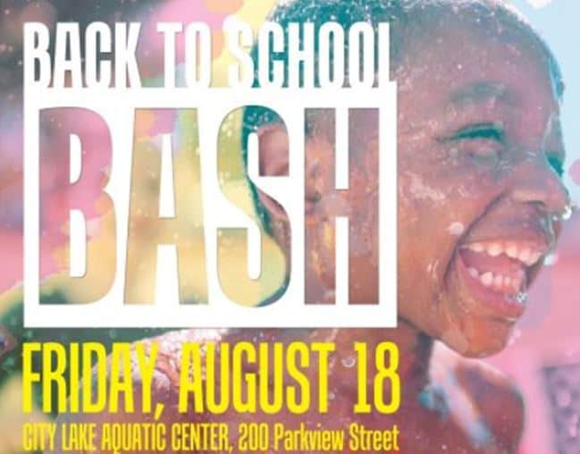Back to School Bash in Mesquite Texas