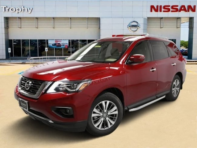 new 2018 nissan pathfinder sv for sale in mesquite tx jc646149