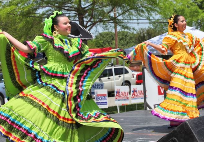 cinco de mayo mesquite texas mesquite festivals