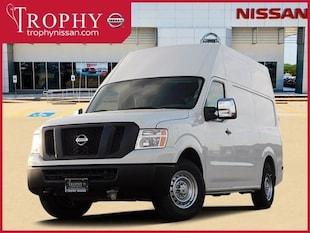 2019 Nissan NV Cargo NV3500 HD S Van High Roof Cargo Van
