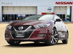 2018 Nissan Maxima 3.5 SL Sedan