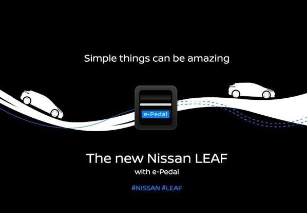 Nissan LEAF Gets New Technology for Easier Driving