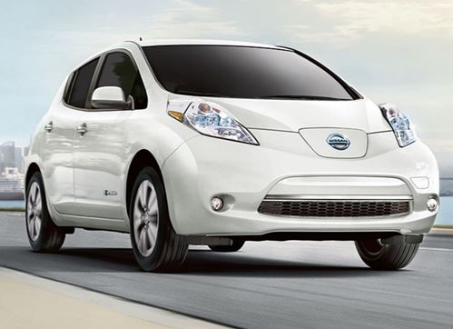 Nissan LEAF Features