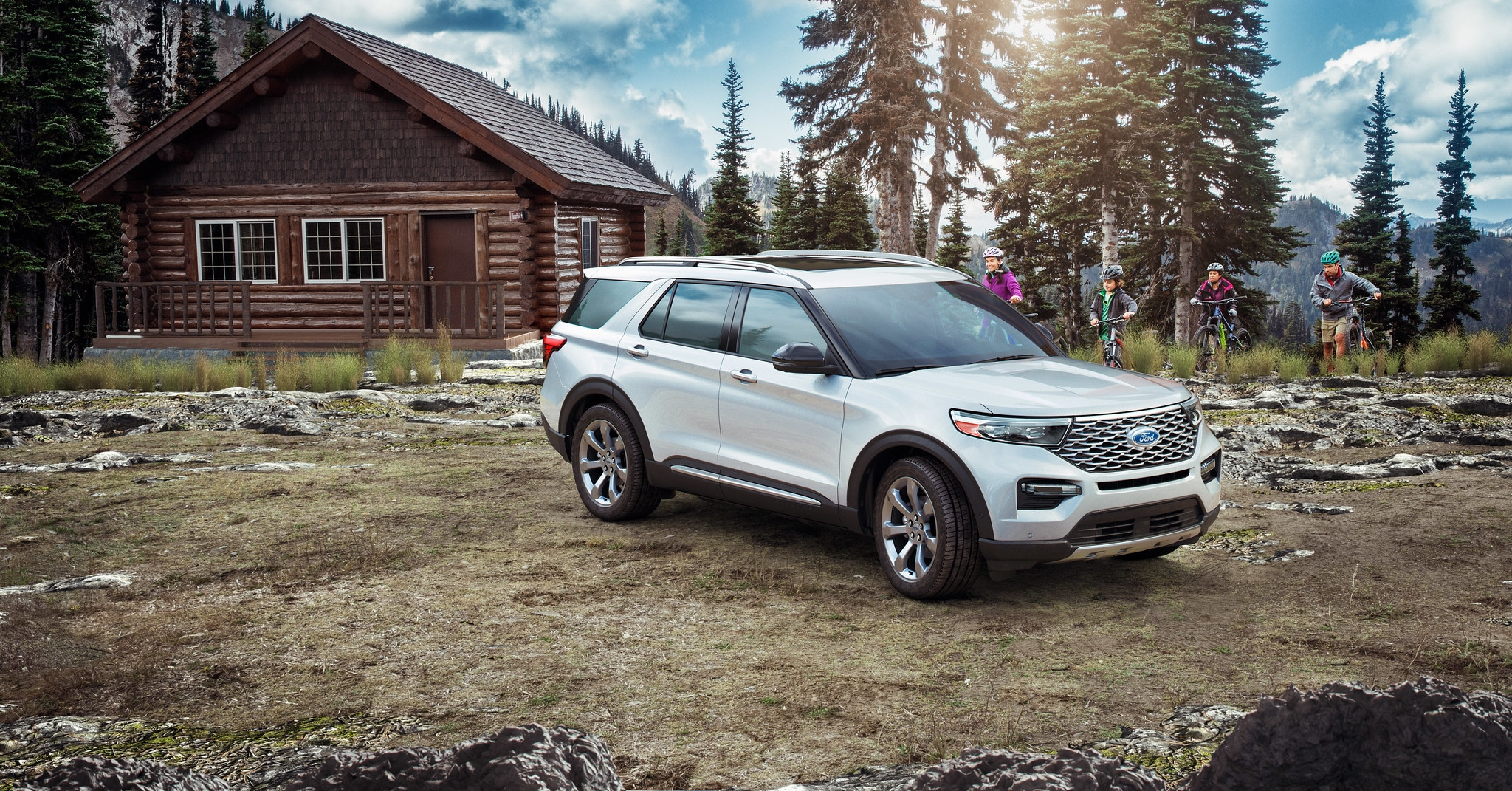 2021 Ford Explorer | Tropical Ford | Orlando, FL