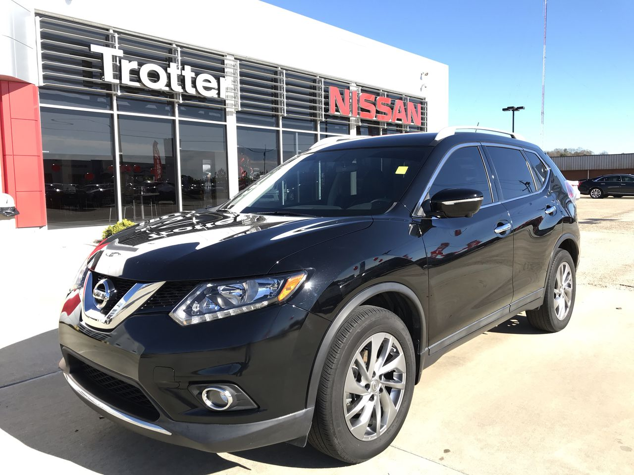 2015 Nissan Rogue SL Front-wheel Drive