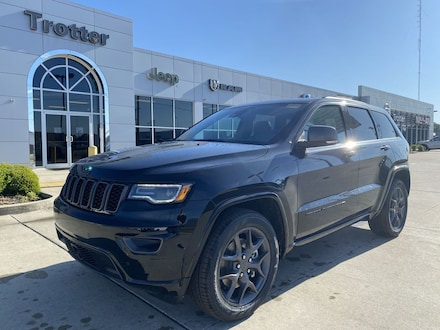 2021 Jeep Grand Cherokee 80TH ANNIVERSARY 4X2 Sport Utility