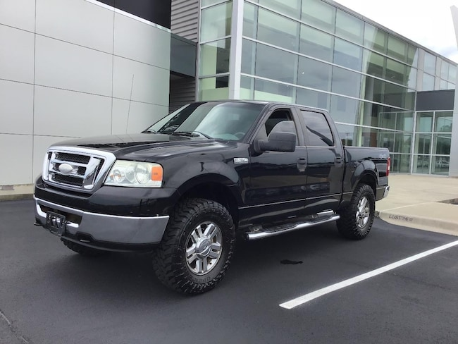 Pre-Owned 2007 Ford F-150 SUPERCREW 4X4 S for sale in Pine Bluff, AR