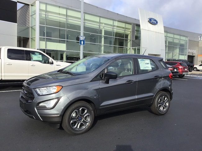 New 2019 Ford EcoSport S Crossover for sale in Pine Bluff, AR