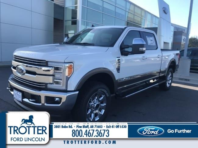 New 2019 Ford F-250 Lariat Truck for sale in Pine Bluff, AR
