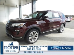 2019 Ford Explorer Limited SUV for sale in Pine Bluff
