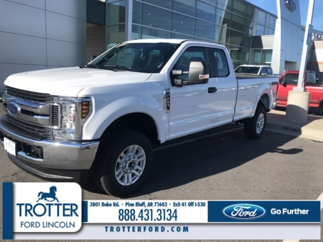 New 2019 Ford F-250 STX Truck for sale in Pine Bluff, AR