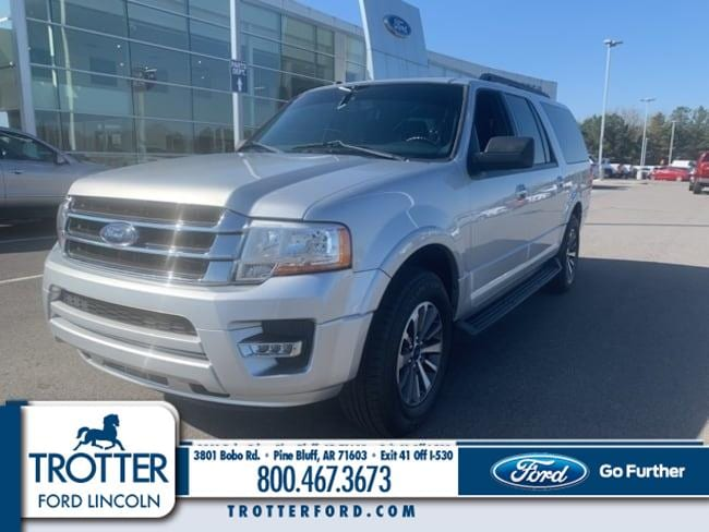 Pre-Owned 2016 Ford Expedition EL XLT 2WD  XLT for sale in Pine Bluff, AR