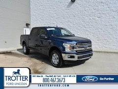 Certified Pre-Owned 2018 Ford F-150 XLT XL 4WD SUPERCREW 5.5 BOX for sale in Pine Bluff, AR