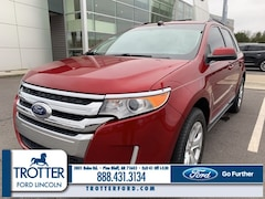 Pre-Owned 2013 Ford Edge SEL SUV for sale in Pine Bluff, AR