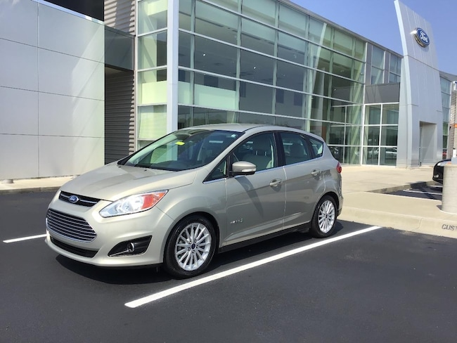 Pre-Owned 2016 Ford C-Max Hybrid SEL Car for sale in Pine Bluff, AR