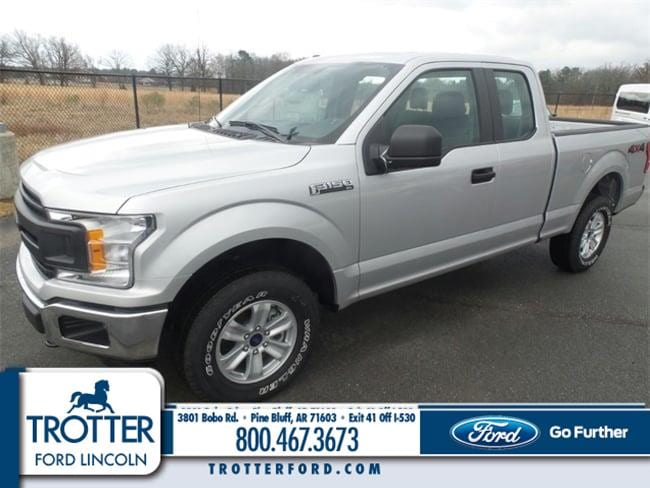 New 2018 Ford F-150 XL XL 4WD SUPERCAB 6.5 BOX for sale in Pine Bluff, AR