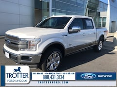2019 Ford F-150 King Ranch Truck SuperCrew Cab for sale in Pine Bluff