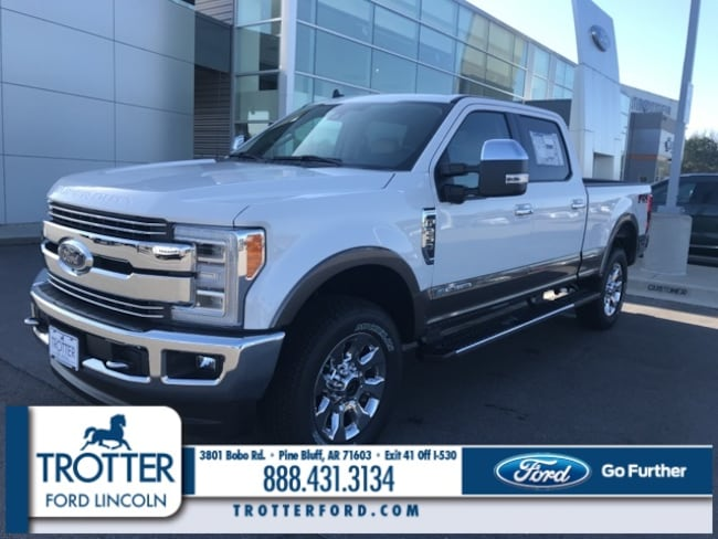 New 2019 Ford F-250 Lariat Truck Crew Cab for sale in Pine Bluff, AR