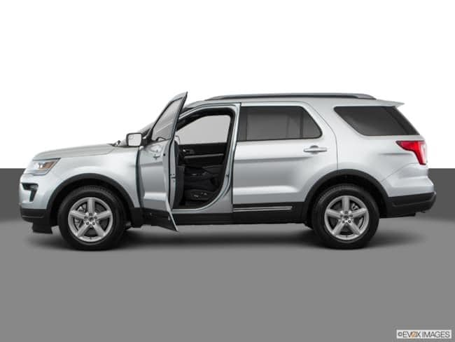 New 2018 Ford Explorer XLT Sport Utility for sale in Pine Bluff, AR