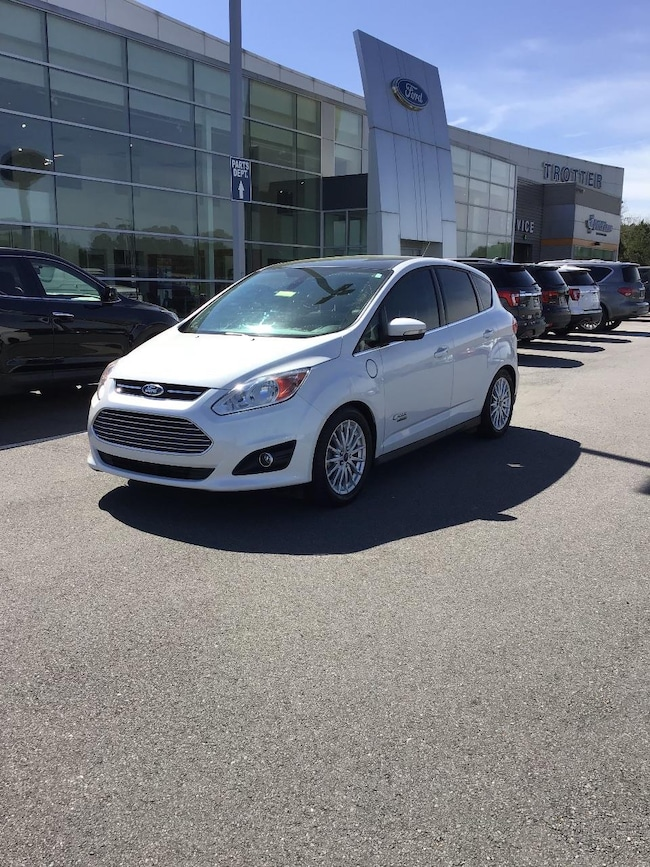 Pre-Owned 2015 Ford C-Max Energi SEL Car for sale in Pine Bluff, AR
