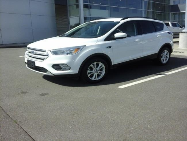 Pre-Owned 2018 Ford Escape SE Sport Utility for sale in Pine Bluff, AR