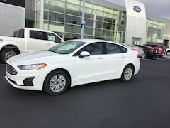 2019 Ford Fusion S Sedan for sale in Pine Bluff