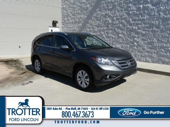 Pre-Owned 2013 Honda CR-V EX-L SUV for sale in Pine Bluff, AR