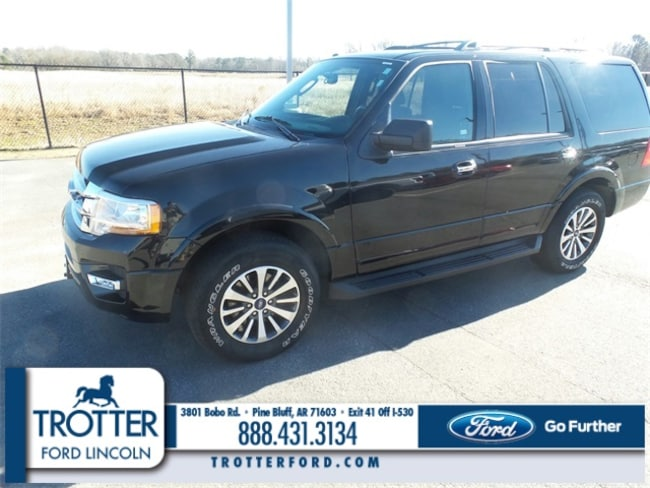 Pre-Owned 2017 Ford Expedition XLT SUV for sale in Pine Bluff, AR